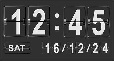 簡単にカウントダウンカレンダーを自作することだってできるんですよ!