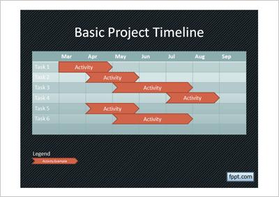 OfficeOnlineのパワーポイント・学校カレンダー