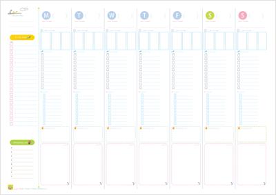 ToDoをメインに管理できるカレンダー